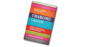 Enabling Church book cover