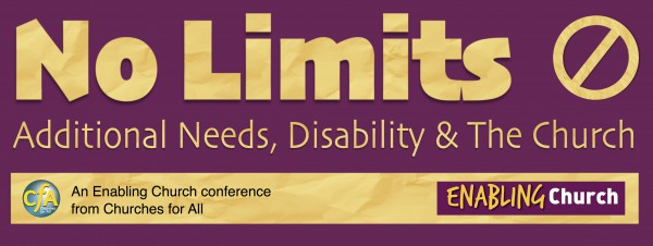 No Limits conference banner